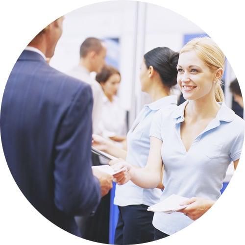 Event and Trade Show Recruitment
