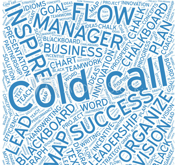 why is cold calling the preferred way to reach b2b prospects