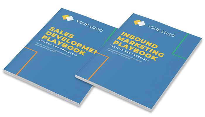 Inbound marketing and sales development playbooks