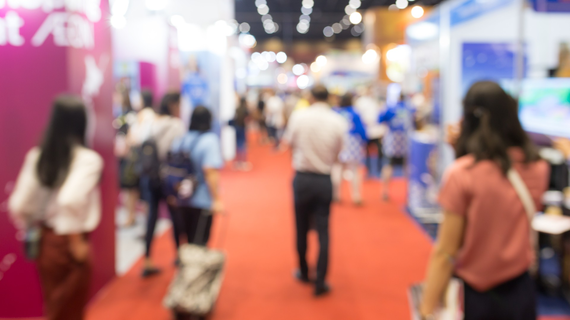 8-Step Guide for Your Next in-Person Tradeshow